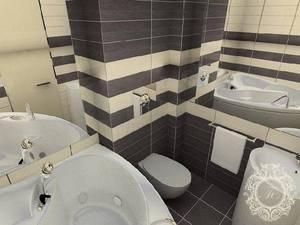 Какую плитку выбрать для отделки ванной комнаты?
