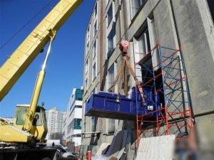 Такелажные работы в строительстве