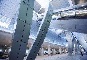 Применение алюминия в строительстве и архитектуре