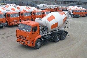 Производство и доставка бетона на любой строительный объект