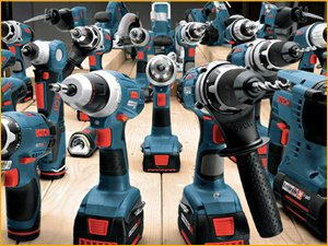 Выбираем качественный электроинструмент для ремонта